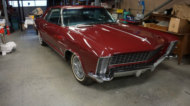 1965 Buick Riviera GranSport