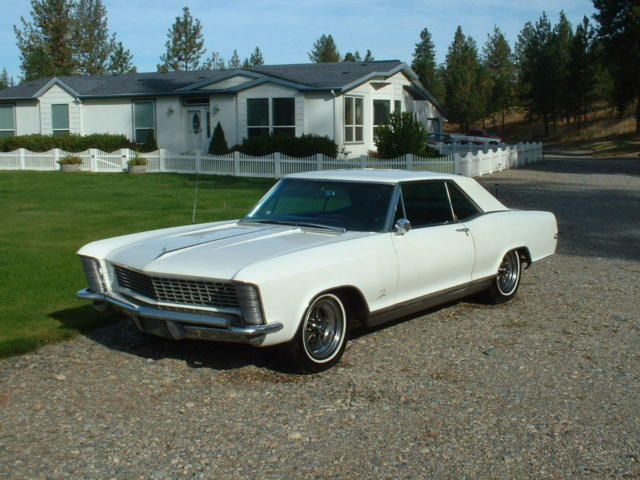 1965 Buick Riviera 2 DR. COUPE