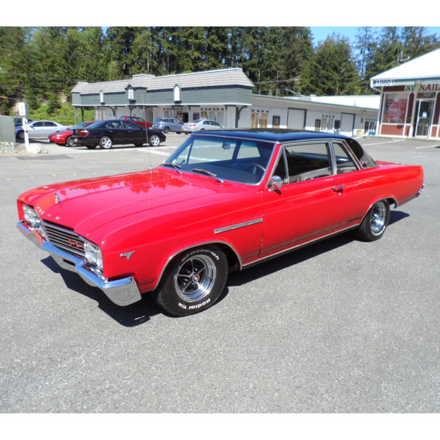 Buick Cars For Sale: 1965 Buick Skylark GS 401 Auto For Sale: Photos, Technical