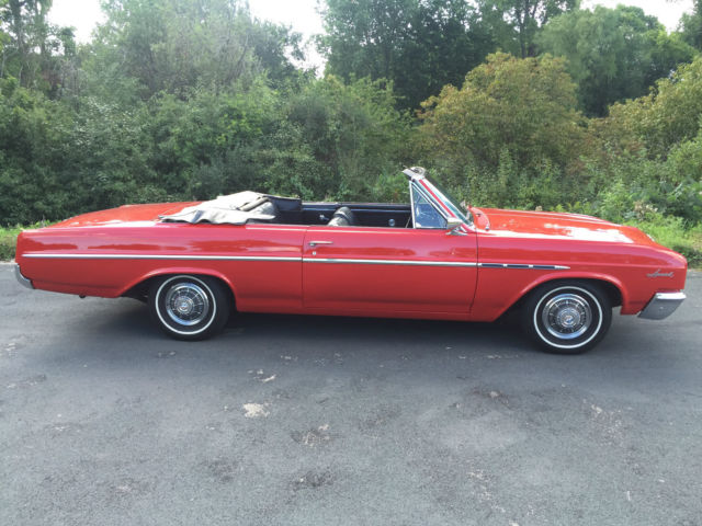 1965 buick special convertible for sale photos technical. Black Bedroom Furniture Sets. Home Design Ideas