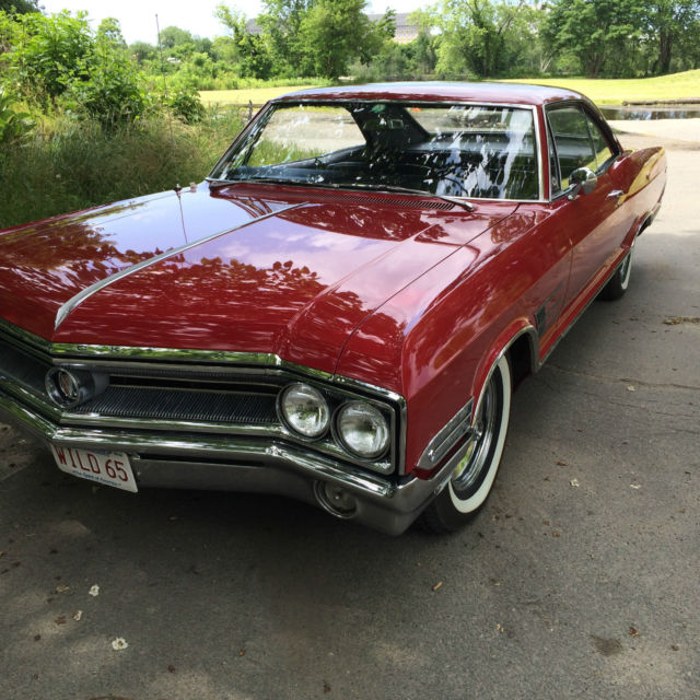 Buick Cars For Sale: 1965 Buick WildCat For Sale: Photos, Technical