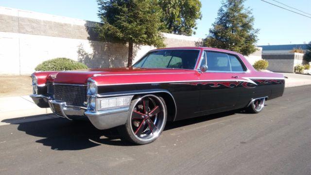 1965 Cadillac Deville For Sale: 1965 Cadillac Coupe Deville * CALIFORNIA CUSTOM RESTORED