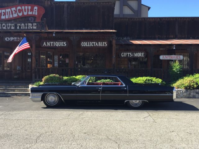 1965 Cadillac Deville For Sale Photos Technical Specifications