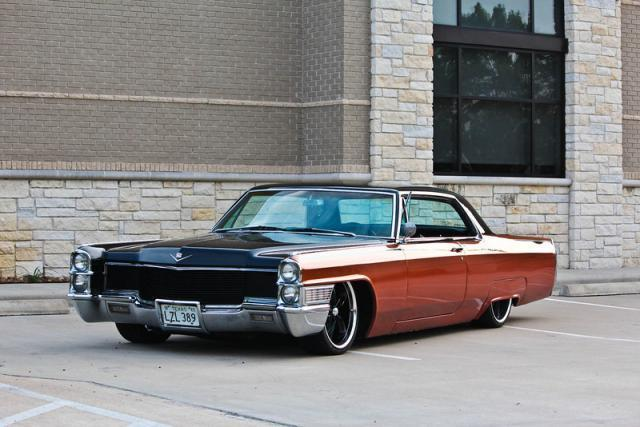 1965 Cadillac DeVille Coupe