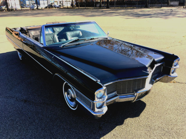 1965 cadillac deville convertible no reserve triple. Black Bedroom Furniture Sets. Home Design Ideas
