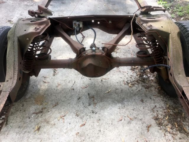 1965 chevelle malibu rolling chassis frame for sale photos Malibu Frame Rails prevnext
