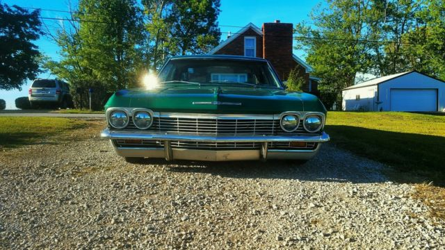 1965 Chevrolet Bel Air/150/210 Base Sedan 4-Door