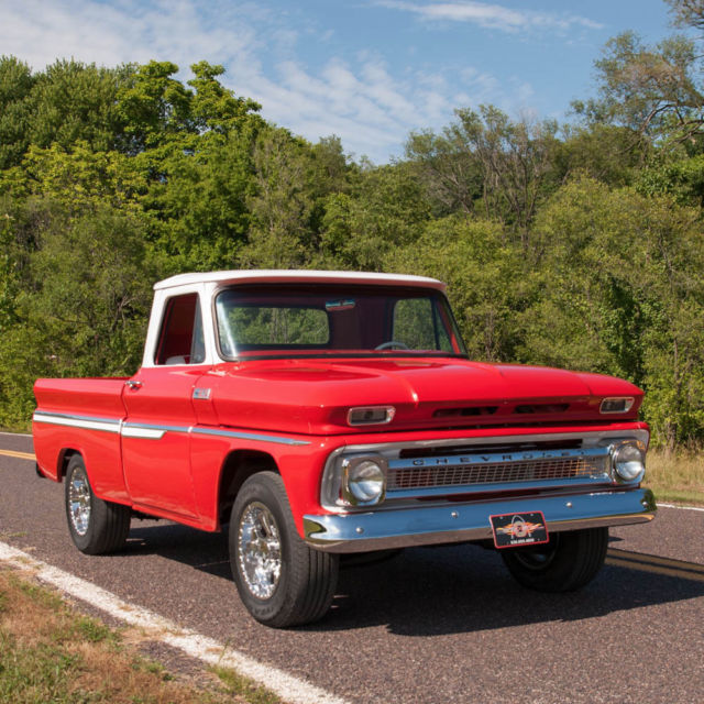 1965 Chevrolet C-10 C10 Fleetside Pickup Truck