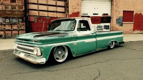 1965 Chevrolet C10 Pickup Bagged For Sale Photos