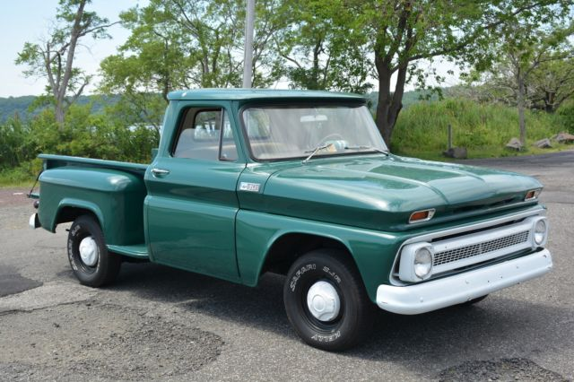 1963 Chevy Truck For Sale 1965 Chevrolet C10 Short Bed Step Side Pickup - Straight ...