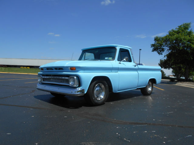 1965 Chevrolet Other Pickups C10, SHORT BOX, BIG BACK WINDOW, BARN FIND