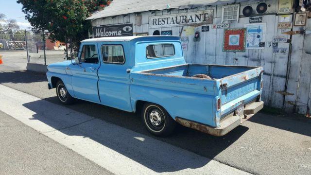 1965 CHEVROLET C10 STAGEWAY CREW CAB for sale: photos ...