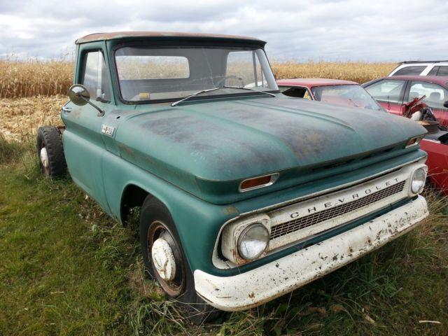 1963 chevrolet c30 truck