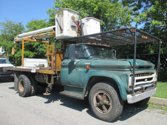 1950 Chevy Truck 2 Ton For Sale
