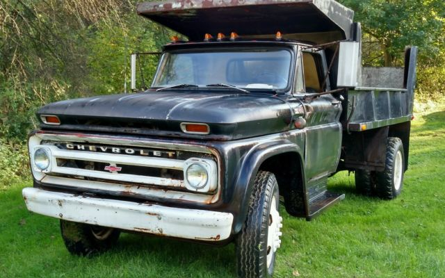 1965 Chevrolet C60 Dump Truck For Sale Photos Technical