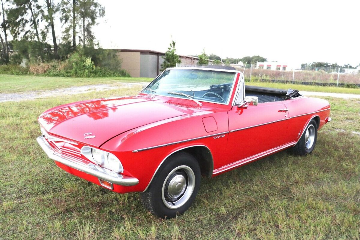 1965 Chevrolet Corvair Convertible 140 Must See 70+ HD Pictures