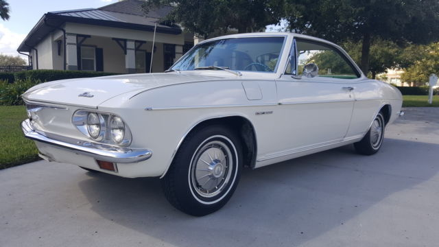 1965 Chevrolet Corvair Coupe