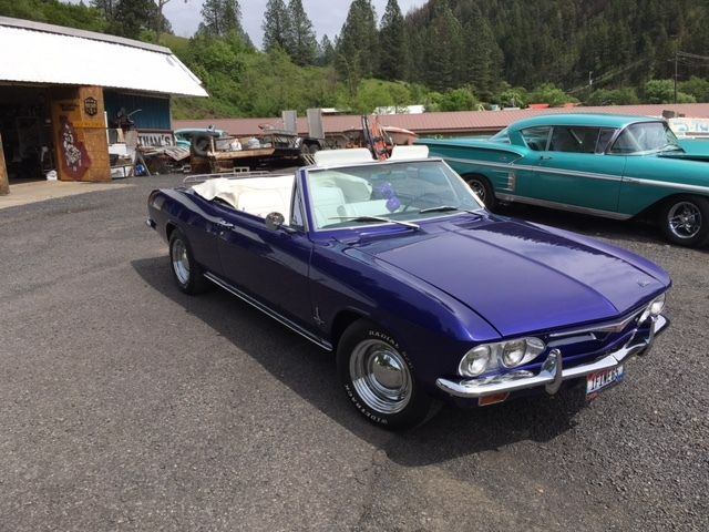 1965 Chevrolet Corvair 140