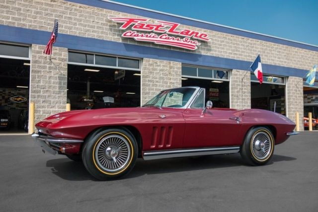 1965 Chevrolet Corvette Ask About Free Shipping!