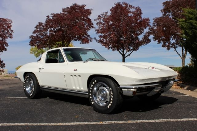 1965 Chevrolet Corvette Base Coupe 2-Door