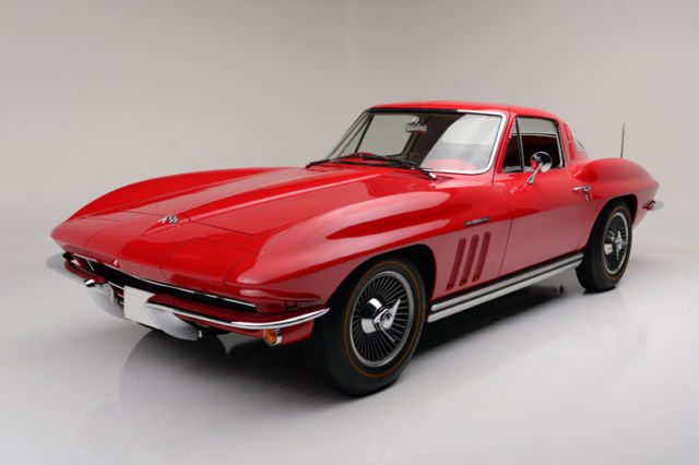1965 chevrolet corvette. fuelie. rare. not camaro, chevelle, nova