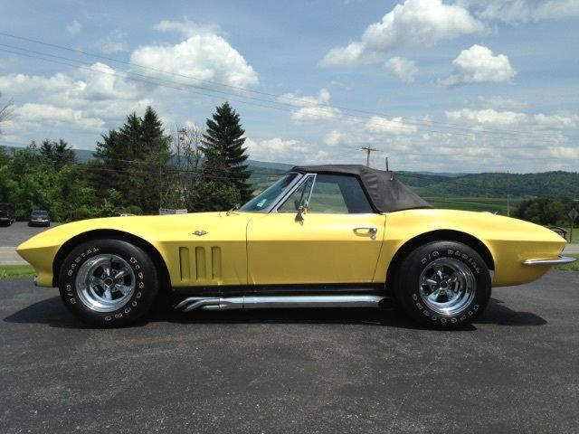 1965 Chevrolet Corvette #s Matching 300hp P/S Factory A/C