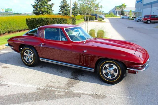 1965 Chevrolet Corvette Stingray Sold For Sale Photos