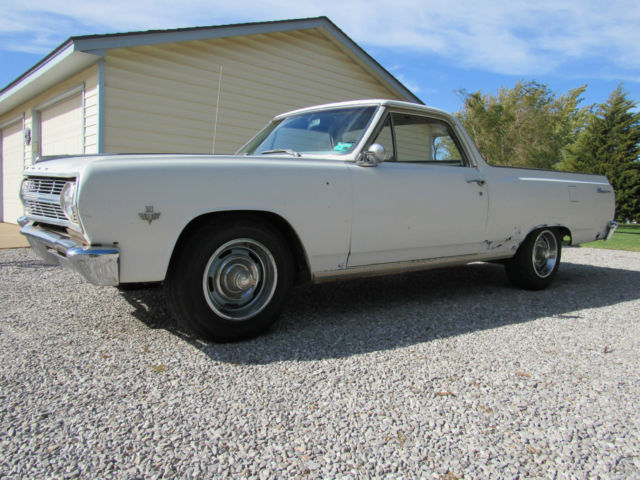 1965 Chevrolet El Camino Base