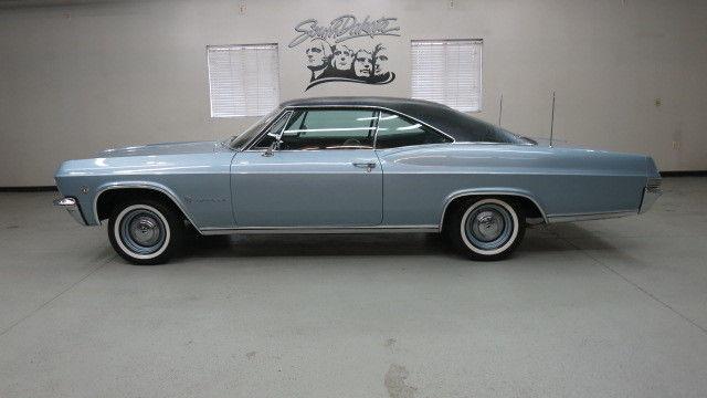 1965 Chevrolet Impala Sport Coupe 409 Ci For Sale Photos