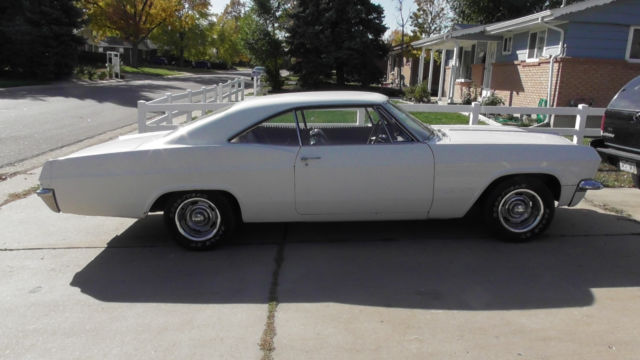 1965 Chevrolet Impala SS Super Sport  Original 6 cylinder