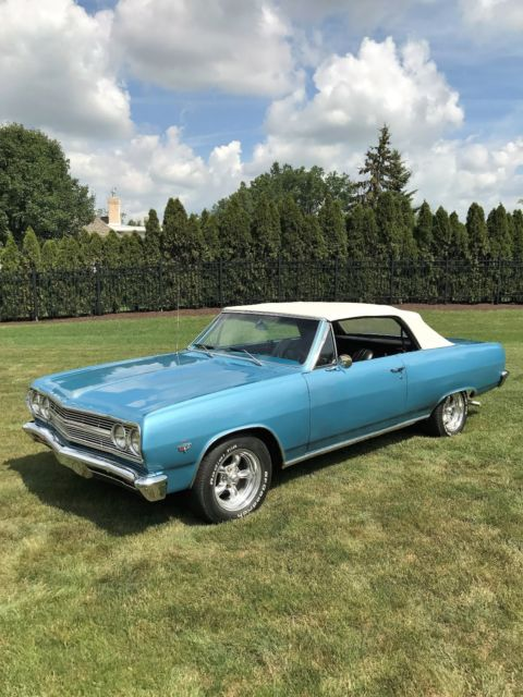 1965 Chevrolet Malibu two door