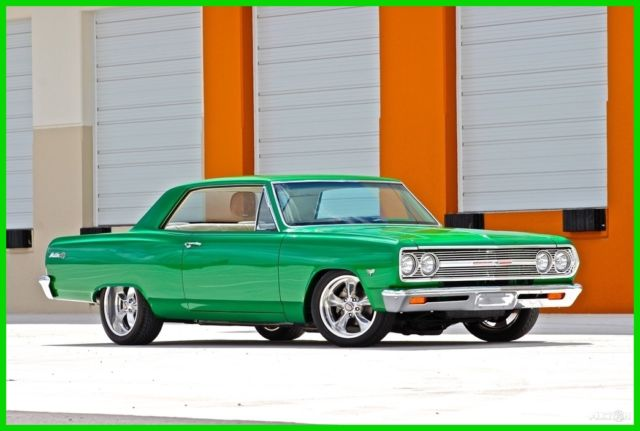 1965 Chevrolet Malibu SS / Boyd Codington Built Car / Collector Car  RAR