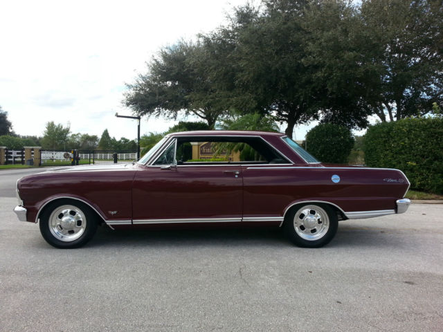 1965 chevrolet nova ss chevy ii for sale photos technical specifications description. Black Bedroom Furniture Sets. Home Design Ideas