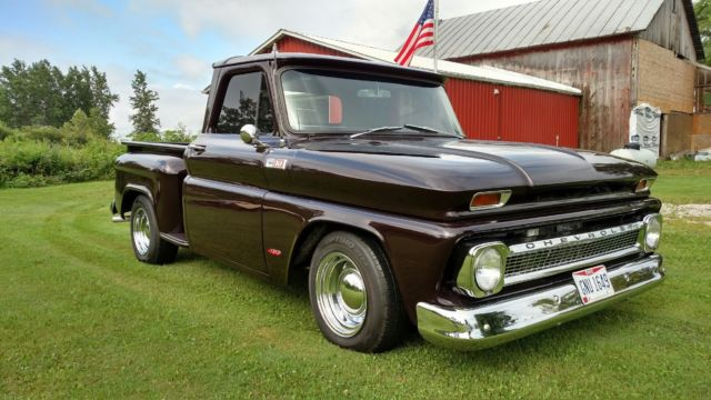 1965 Chevy C 10 Pickup Truck For Sale Photos Technical