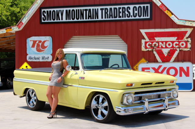 Chevy C10 Pickup For Sale 1965 Chevy C10 Pick Up FRAME OFF RESTO 400 700R AC PDB PS Truck Power ...
