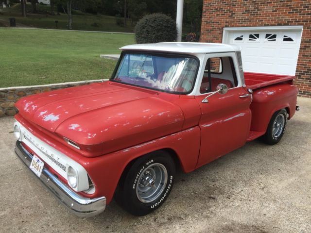 1965 Chevrolet C-10 Step Side