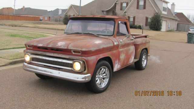 1965 Chevy C10 Swb Stepside For Sale Photos Technical