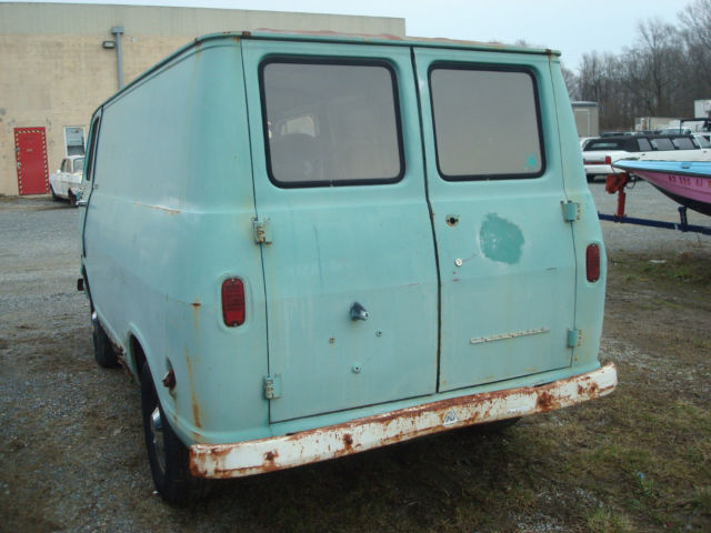1cc83be4cf 1965 Chevy G10 Van Shorty for sale  photos
