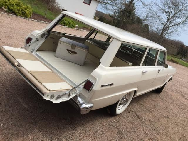 1965 Chevrolet Nova wagon base