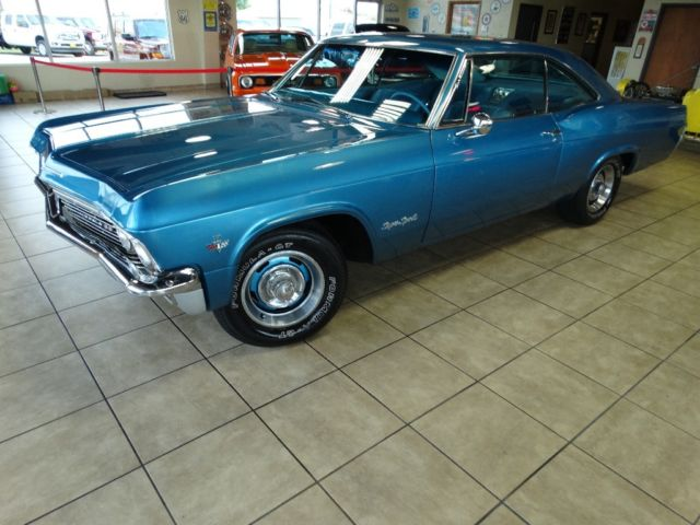 1965 chevy impala ss super sport numbers matching very original 65 66 67 68 for sale. Black Bedroom Furniture Sets. Home Design Ideas