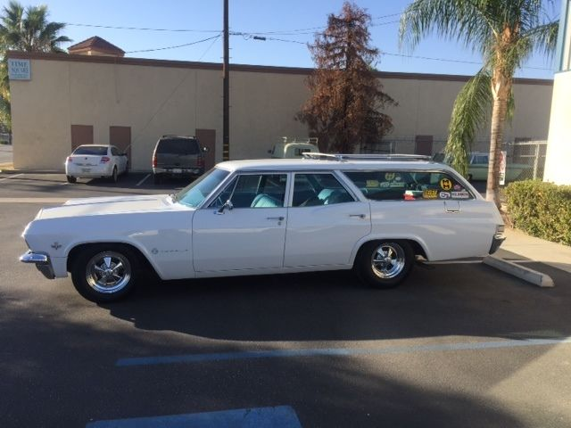 1965 chevy impala station wagon for sale photos technical specifications description. Black Bedroom Furniture Sets. Home Design Ideas