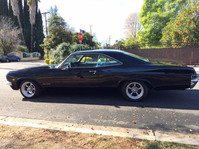 1965 Chevy Impala Super Sport Coupe Ss 1964 1963 1962 1961