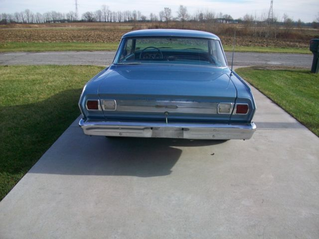 1965 chevy nova rust free 2nd owner oklahoma car for sale photos technical specifications. Black Bedroom Furniture Sets. Home Design Ideas