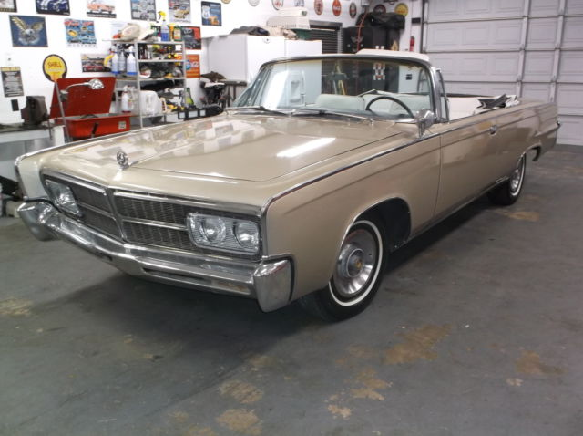 1965 Chrysler Imperial Convertable