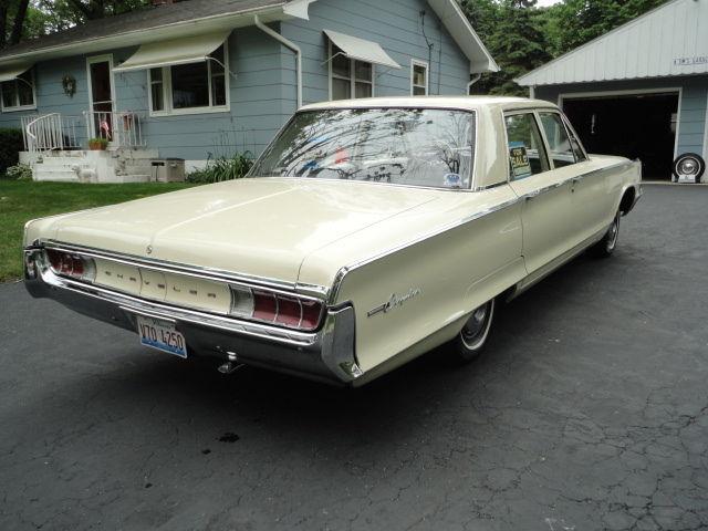 1965 Chrysler Newport For Sale Photos Technical