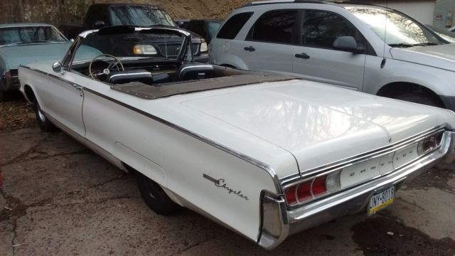 1965 Chrysler Newport coupe convertable