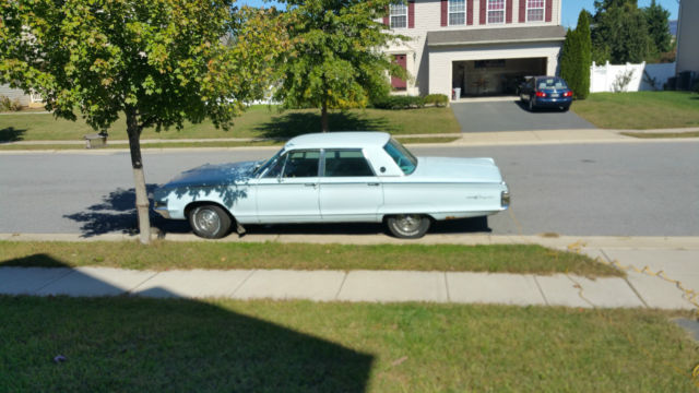 1965 Chrysler Newport 4 DOOR