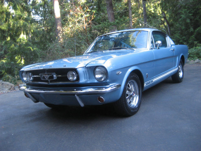 1965 Ford Mustang GT,