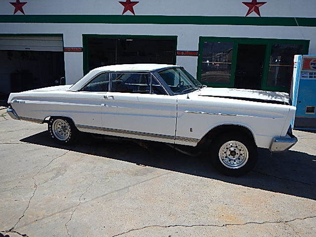1965 Mercury Comet Caliente Cyclone