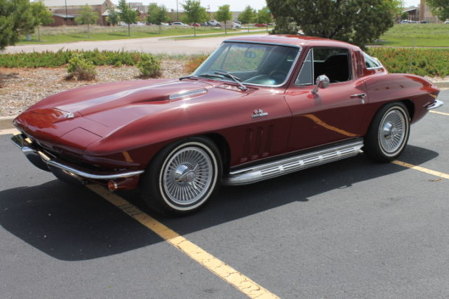 1965 Corvette 396 Big Block For Sale Photos Technical